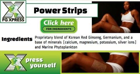 Powerstrips Ingredients & benefits!