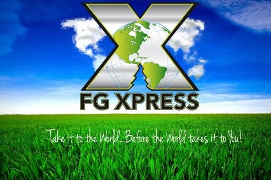 FG Xpress - Let's take it to the world!