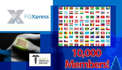 FG Xpress Surpasses 10,000 Distributors!
