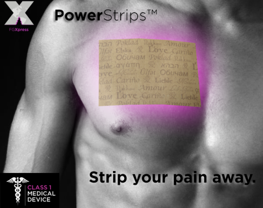 Strip your pain away